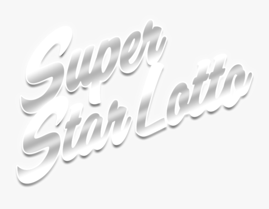 Super Star Lotto Day - Neon Sign, HD Png Download, Free Download