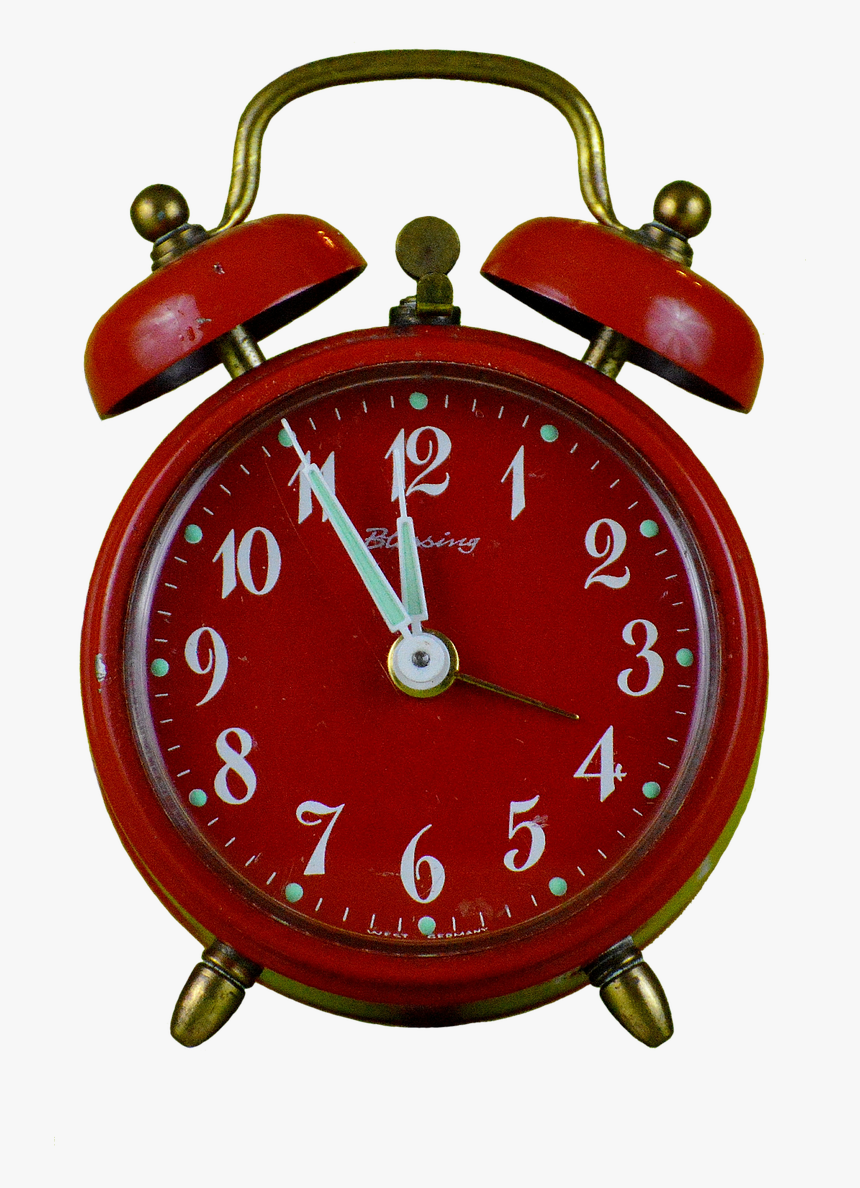 The Eleventh Hour Disaster Alarm Clock Free Picture - 5 Vor 12 Clp Art, HD Png Download, Free Download