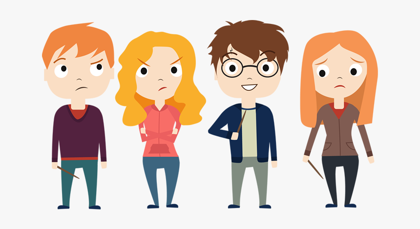 A Much Larger Head - Vector Illustration Styles, HD Png Download, Free Download