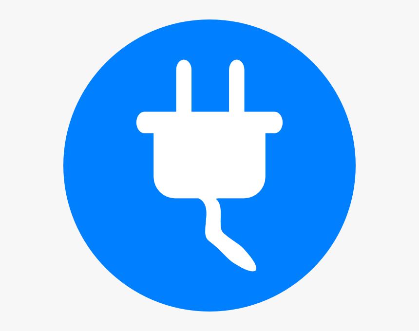 Electricity Symbols Clip Art, HD Png Download, Free Download