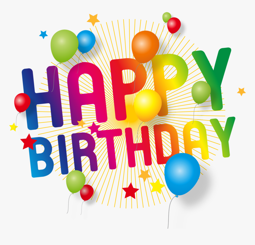 Download Multlor Happy Birthday Transparent Png Images Background Toppng