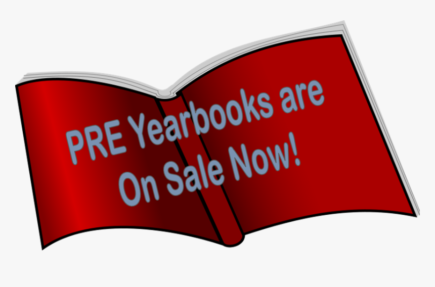 Yearbook Clipart Sale Now - Graphic Design, HD Png Download, Free Download
