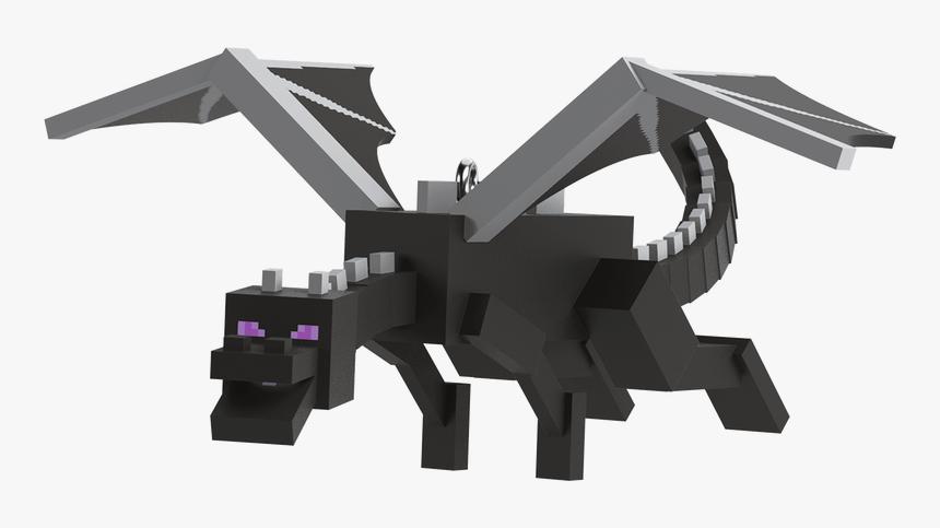 Minecraft Ender Dragon, HD Png Download - kindpng
