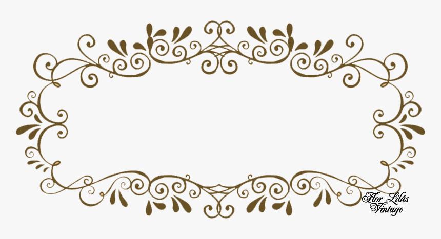 Transparent Flores Vintage Png - Flores Vintage Para Etiquetas, Png Download, Free Download