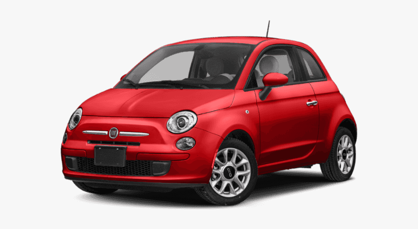 New 2019 Fiat 500 Pop Hatch - 2019 500 Pop Hatchback, HD Png Download, Free Download