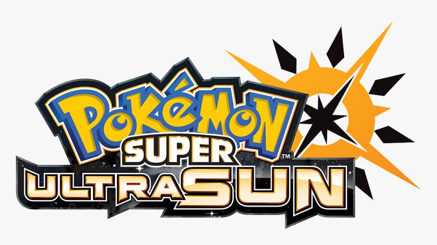 Pokemon Ultra Sun Logo, HD Png Download, Free Download