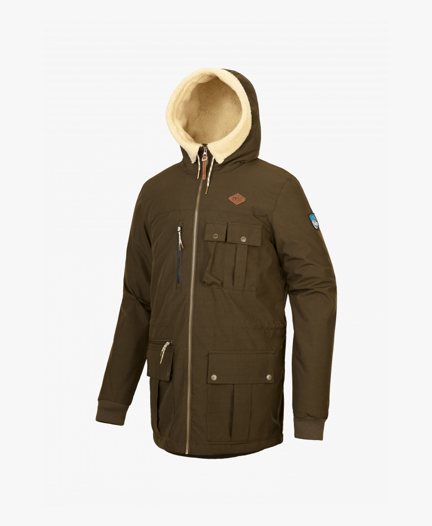 Man In Parka Png - Jas Vermont, Transparent Png, Free Download