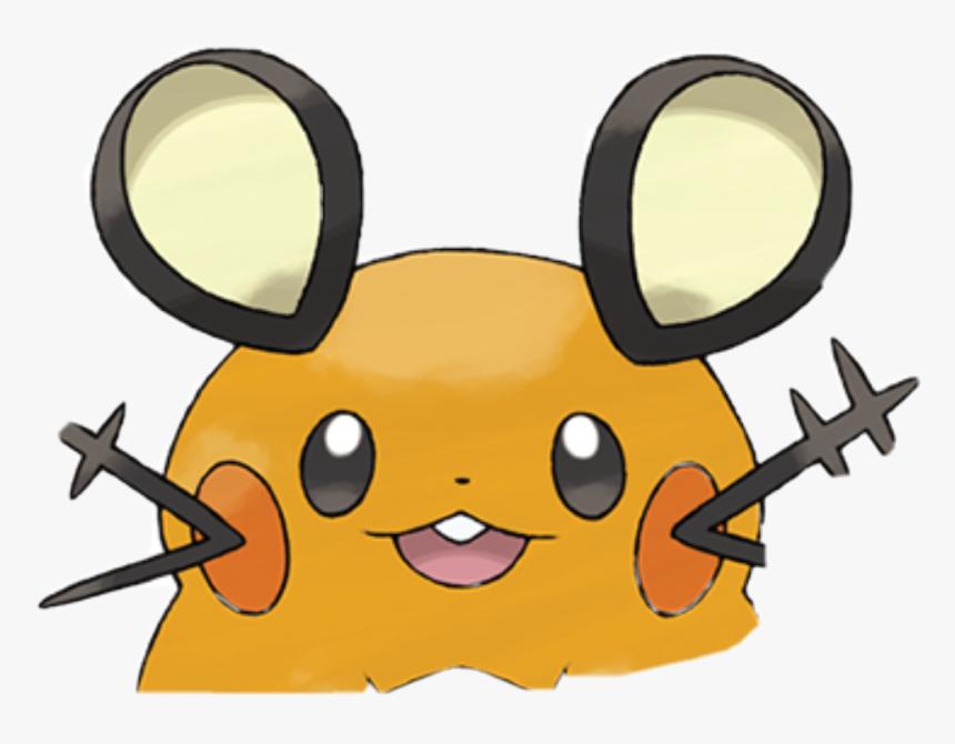 Dedenne Freetoedit - Pokemon Pikachu Mega Evolution X And Y, HD Png Download, Free Download