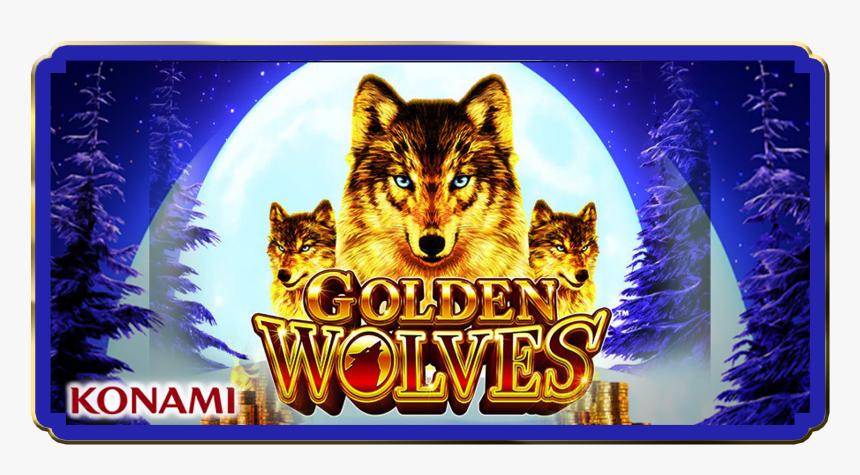 Golden Wolfs Logo - Golden Wolf, HD Png Download, Free Download