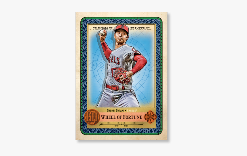 Shohei Ohtani Gypsy Queen Tarot Of The Diamond, HD Png Download, Free Download