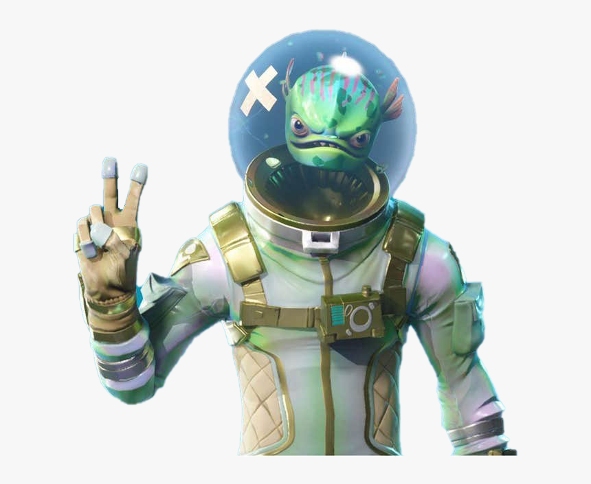 Fortnite Characters - Fortnite Leviathan Skin Png, Transparent Png, Free Download