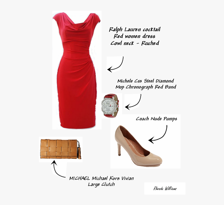 Wear To A Fundraiser Cocktail Party, HD Png Download, Free Download