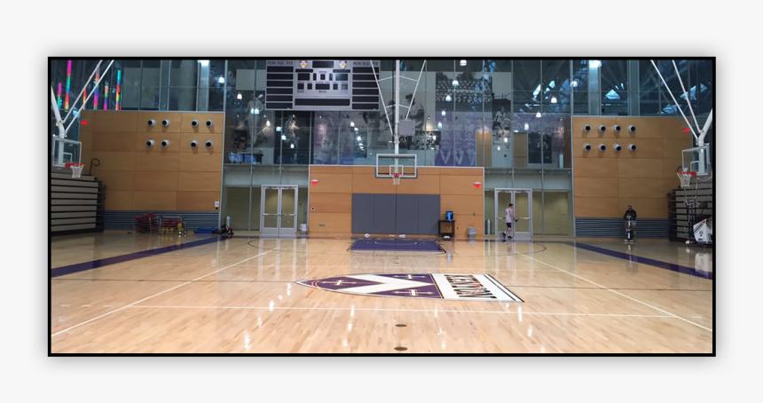 Slide - Basketball Court, HD Png Download, Free Download
