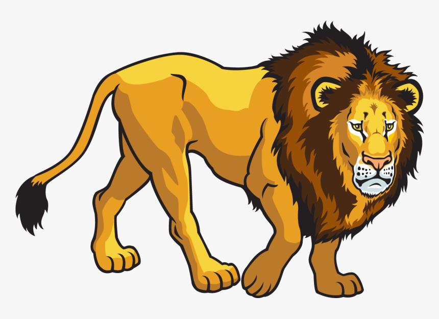 Clip Art African Animals Hd Png Download Kindpng