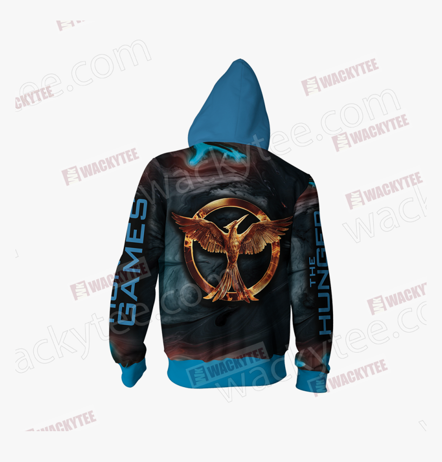 The Hunger Games - You Me At Six Hoodie, HD Png Download, Free Download