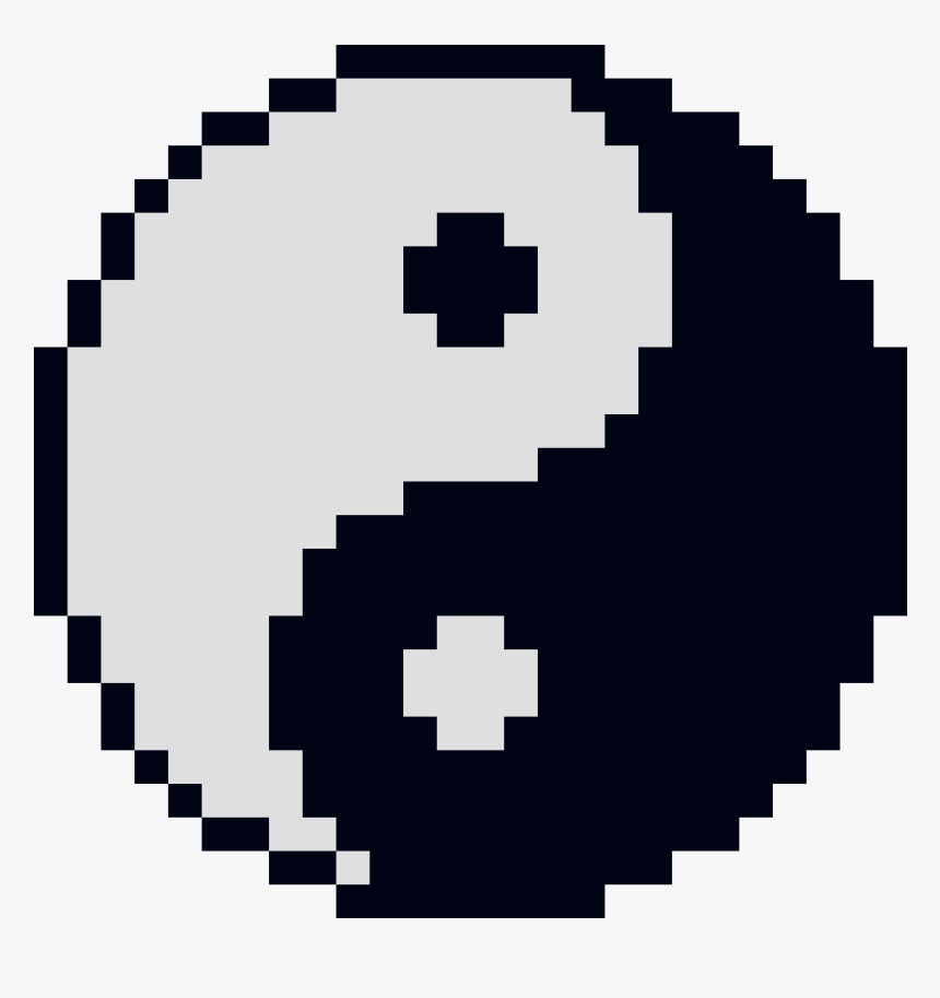 Black And White 8 Bit, HD Png Download, Free Download