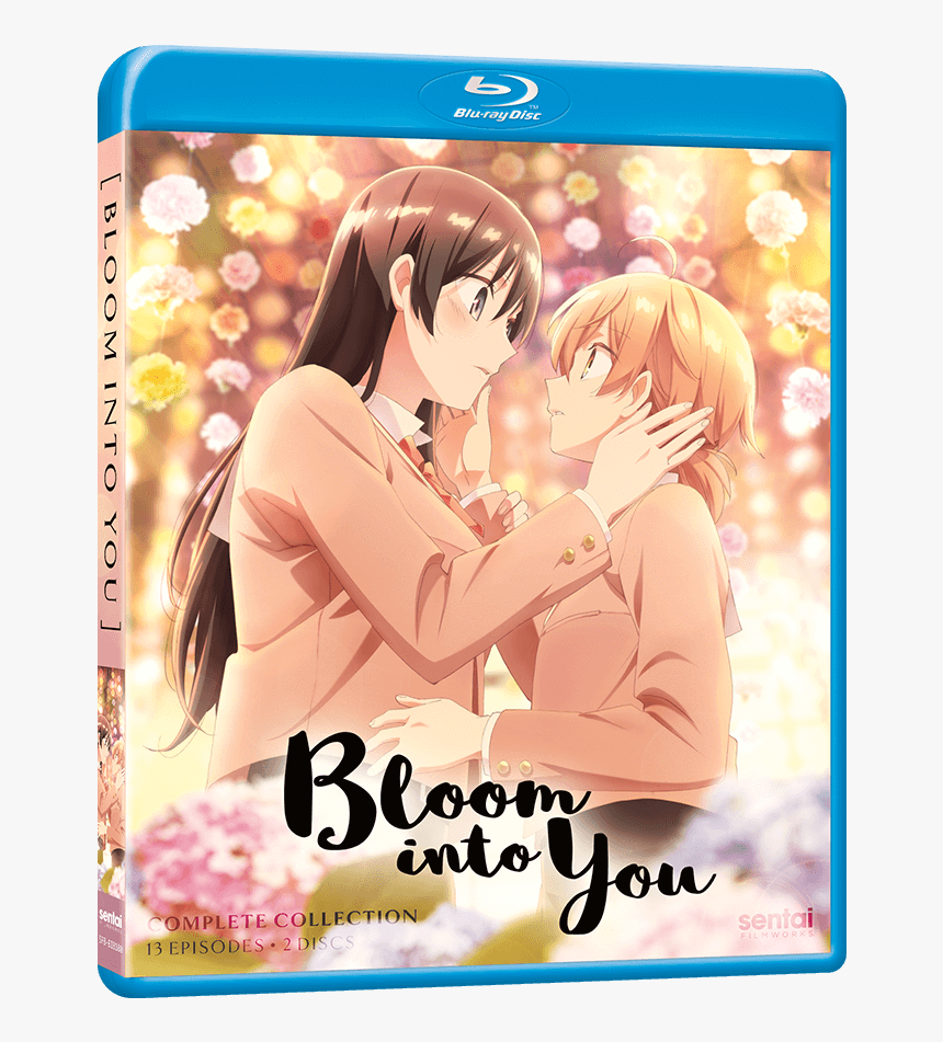 Bloom Into You Blu Ray, HD Png Download, Free Download