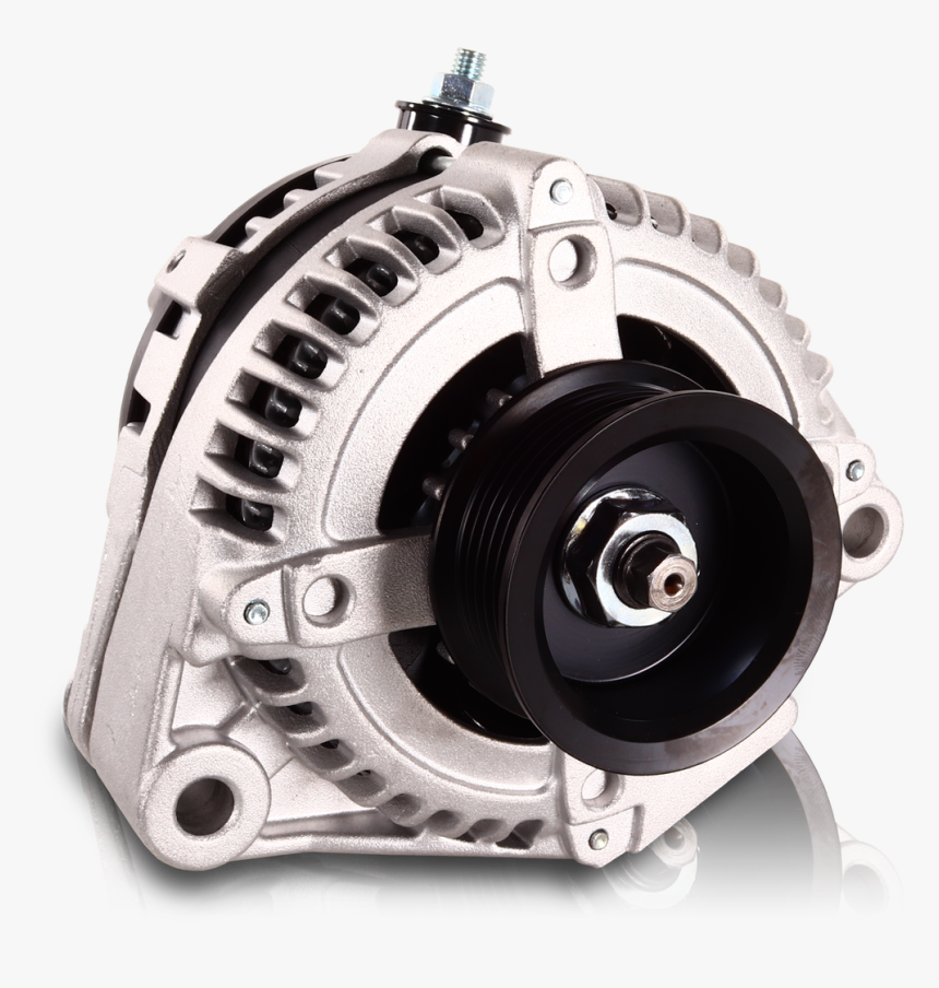 240 Amp High Output Alternator For Toyota Supra 2jz - Hub Gear, HD Png Download, Free Download