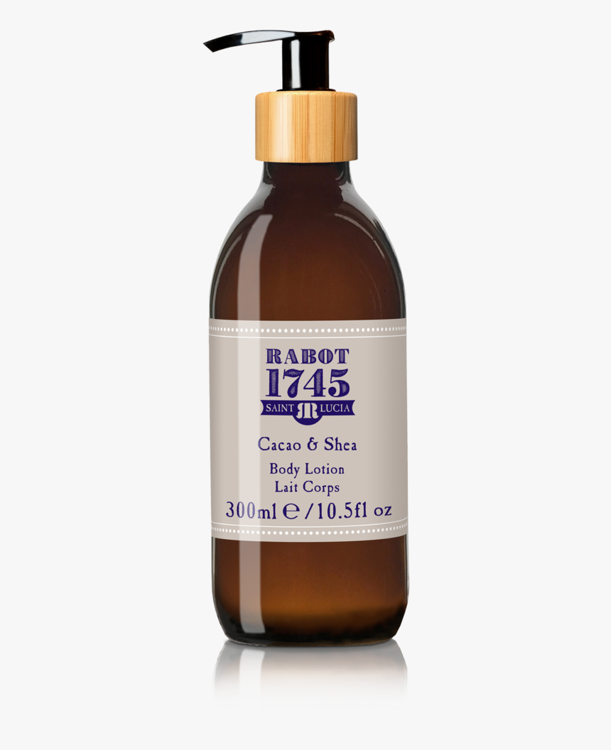 Rabot 1745 Cacao & Shea Butter Body Lotion, HD Png Download, Free Download