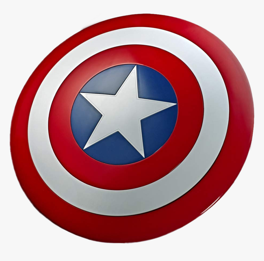 Captain America Classic Comic Shield Marvel Legends - Avengers Captain America Shield, HD Png Download, Free Download