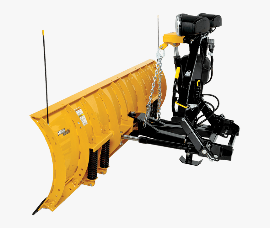Hd2™ Back Of Plow - Fisher 9 Foot Plow, HD Png Download, Free Download