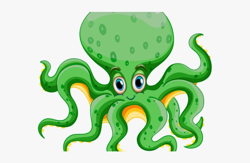 Clipart Sea Animals Cartoon, HD Png Download, Free Download