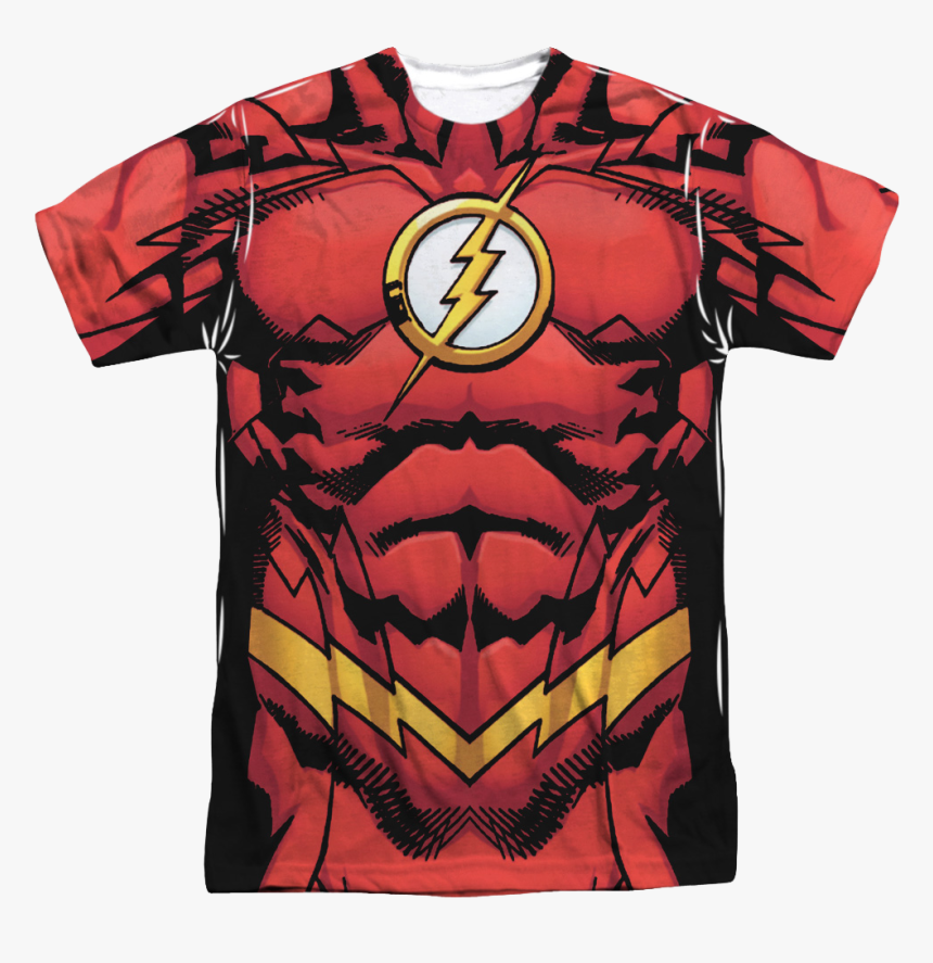 Flash Costume T-shirt, HD Png Download, Free Download