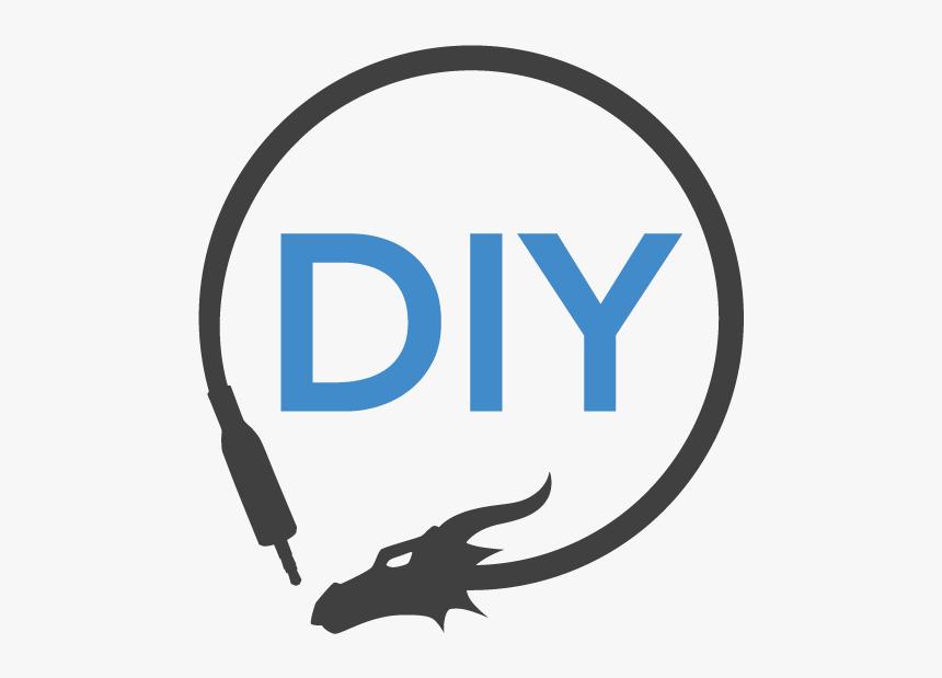 Diy Dragon Cable Upgrades - Emblem, HD Png Download, Free Download