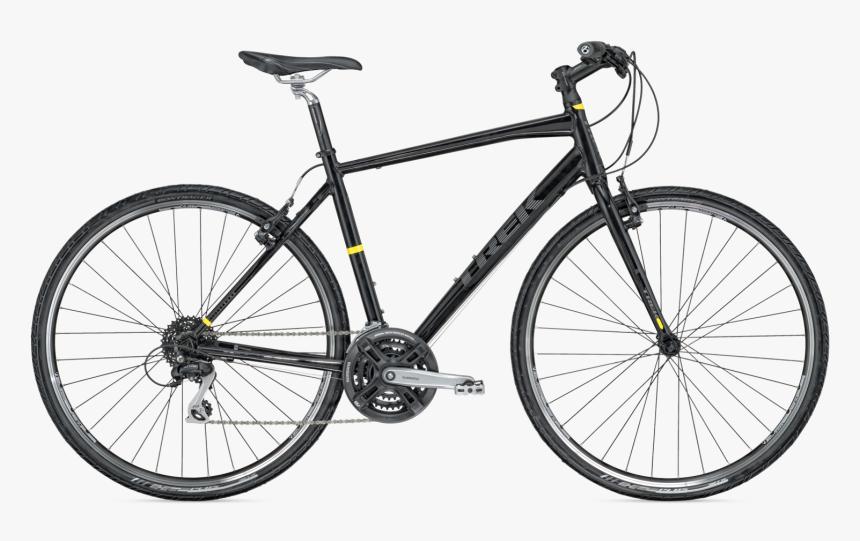 Hybrid Bicycle Png - Trek Livestrong Fx, Transparent Png, Free Download