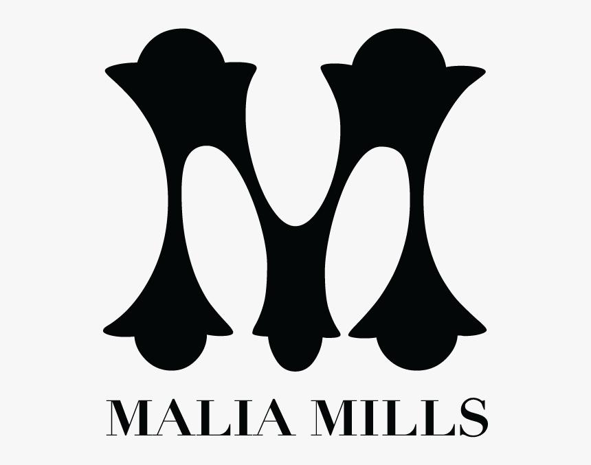 "Malia Mills Logo""  Title=""malia Mills Logo - Fabien Baron Harper's Bazaar, HD Png Download, Free Download"