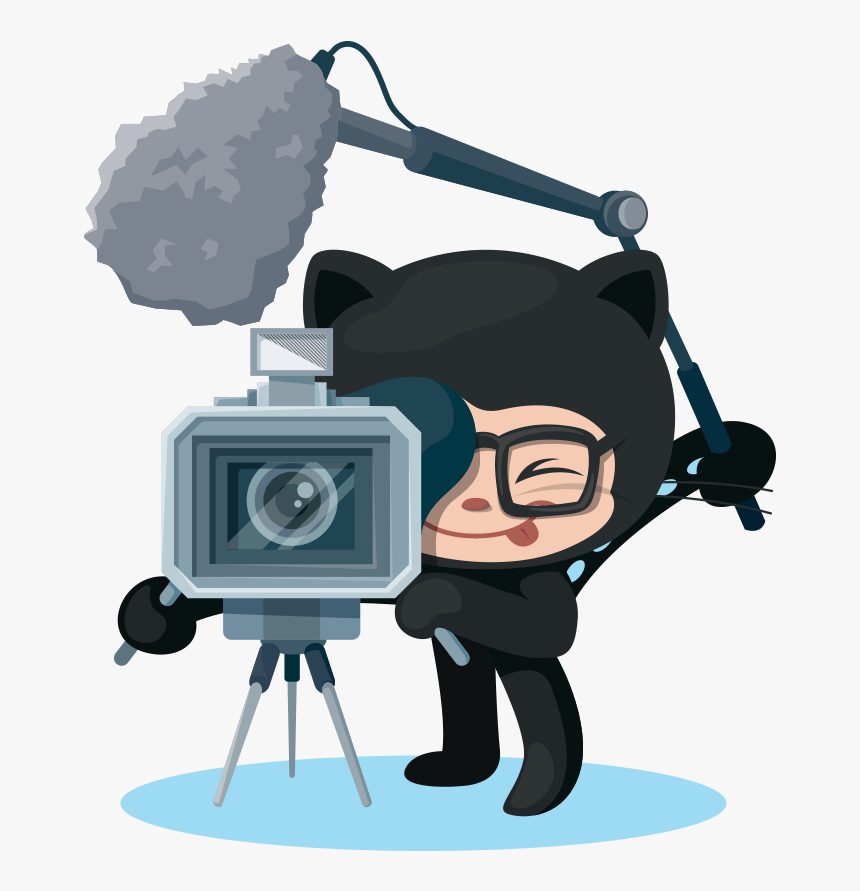 Octocat Github, HD Png Download, Free Download