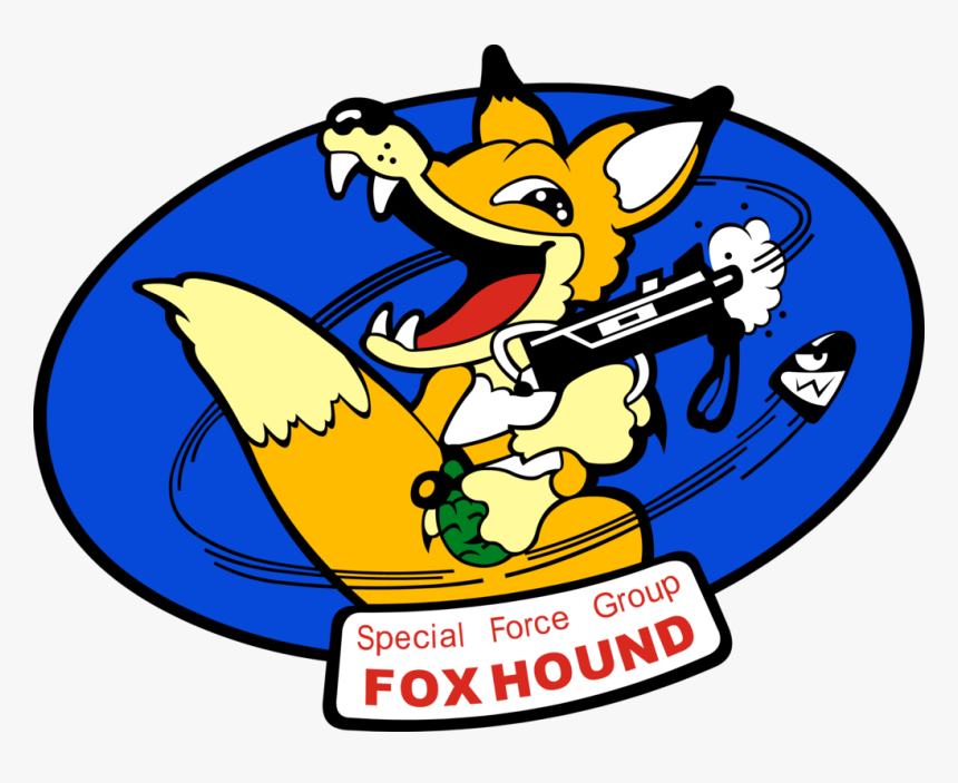 Group Vector Doctor - Special Force Group Fox Hound, HD Png Download, Free Download