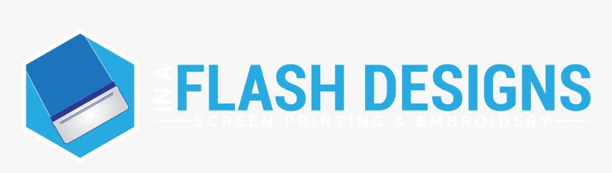 In A Flash Designs Screen Printing - Kamatera Cloud, HD Png Download, Free Download
