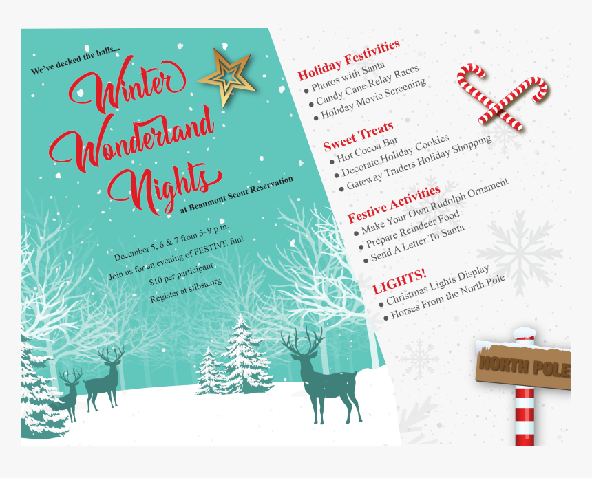 Christmas Card, HD Png Download, Free Download