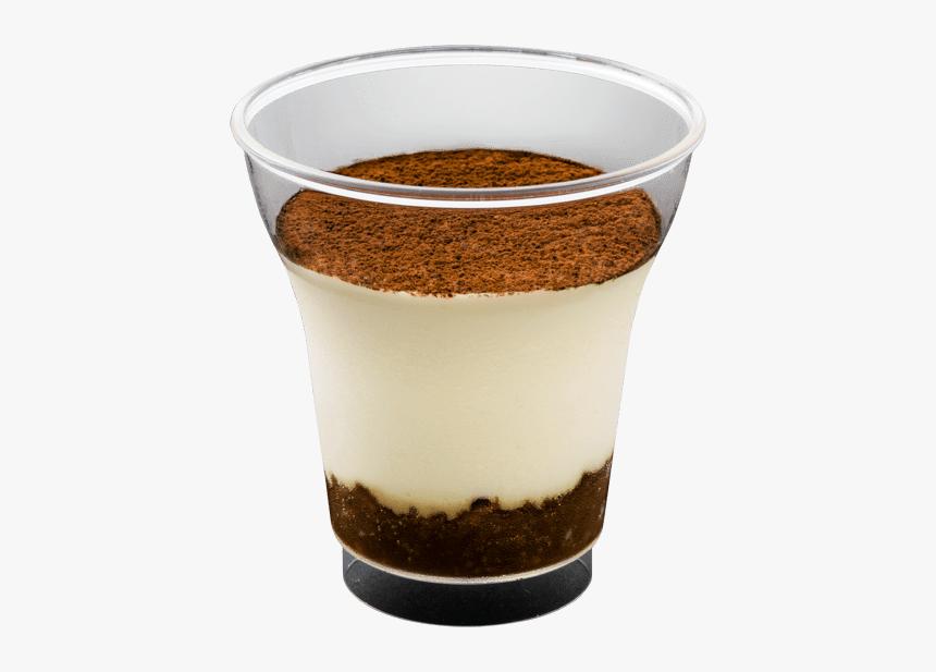 Cup-parfait Tiramisu - Chocolate, HD Png Download, Free Download