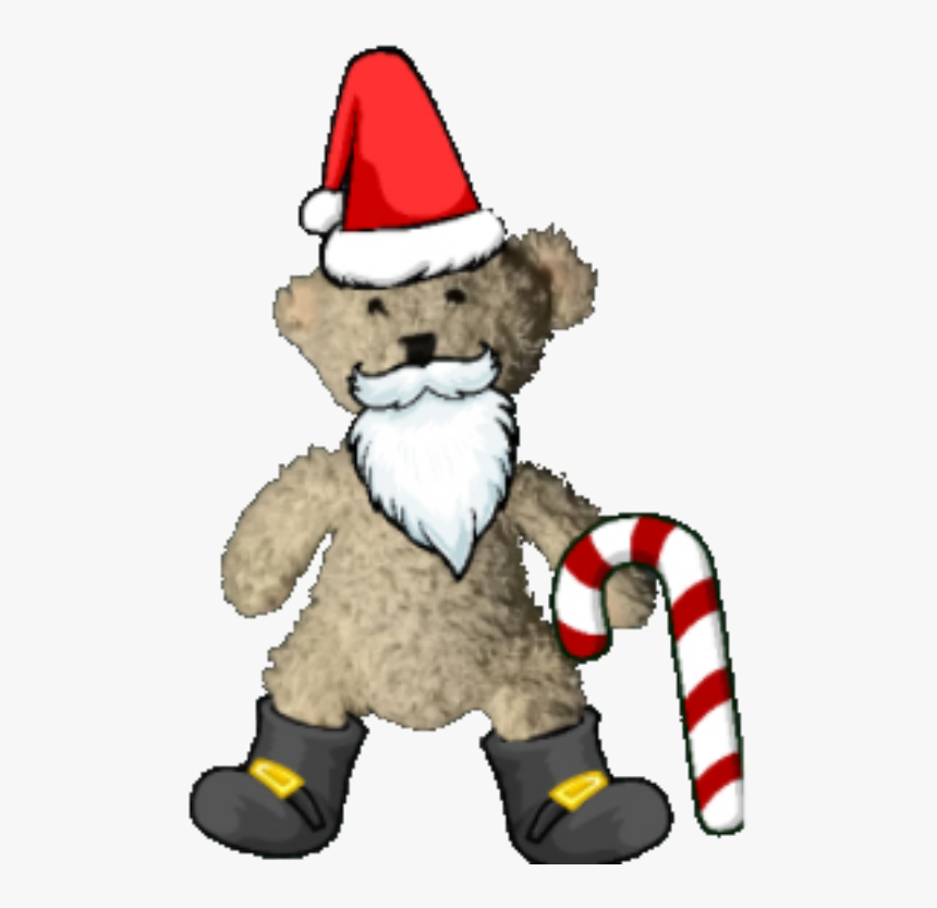 The Cheesy Wiki Roblox Bear Lil Santa Sam Hd Png Download Kindpng