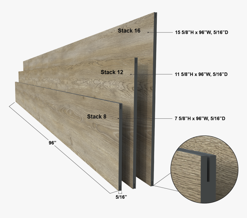 Stackedpanels, HD Png Download, Free Download