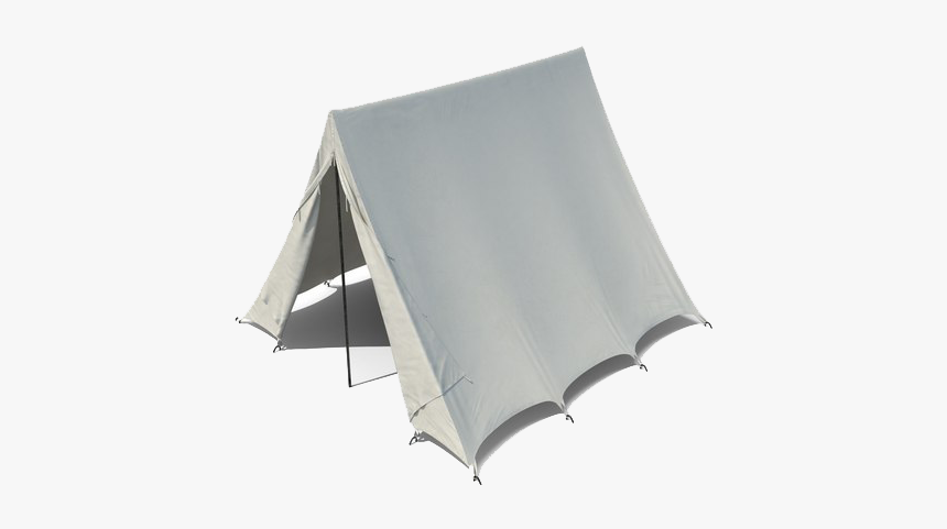 White Tent Background Png Image - Camping, Transparent Png, Free Download