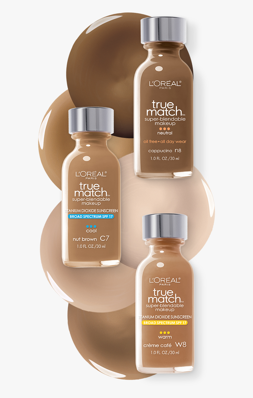 L Oreal True Match Foundation Shades Hd Png Download Kindpng