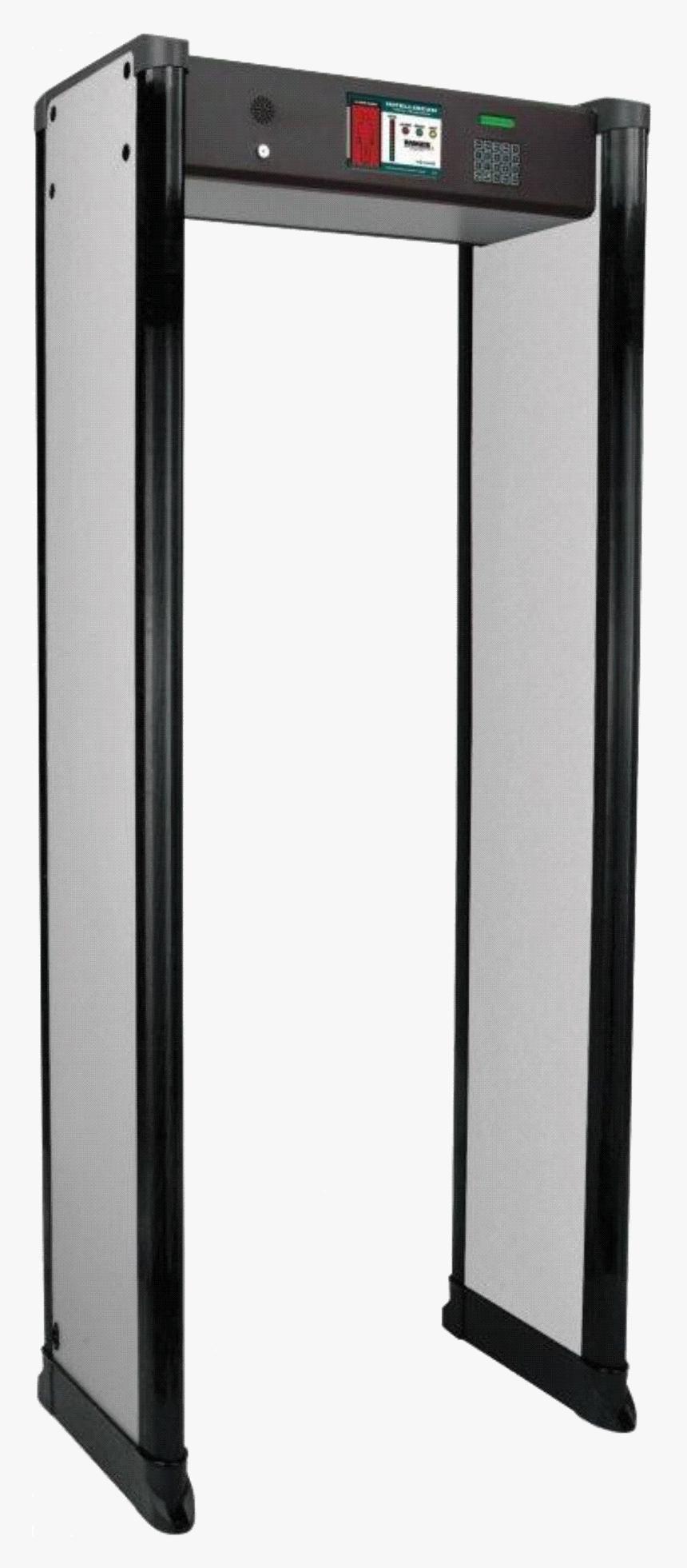Transparent Metal Detector Png - Ranger Walk Through Metal Detector, Png Download, Free Download