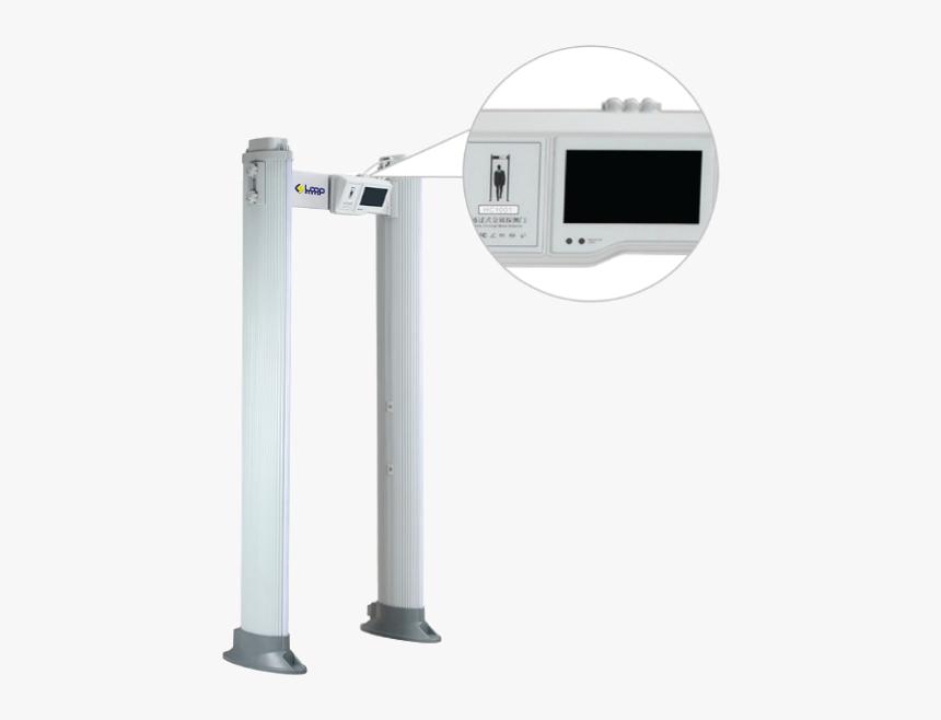 Loop Scanner Metal Detector - Metal Detector Archway, HD Png Download, Free Download