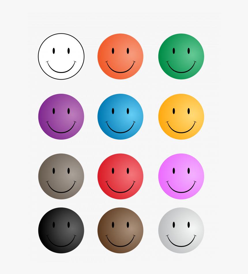 Smiley Face Emoji Printable , Transparent Cartoons - Printable Smiley Face Symbol, HD Png Download, Free Download