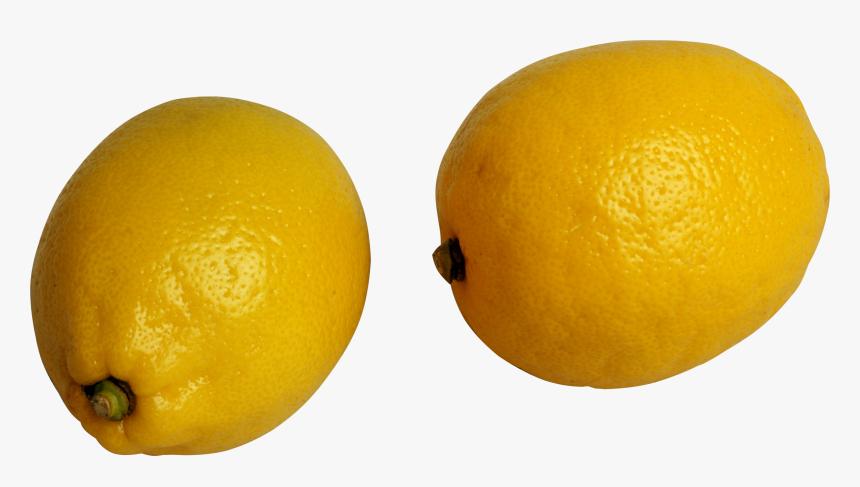 Lemon Fruit Transparent Background, HD Png Download, Free Download