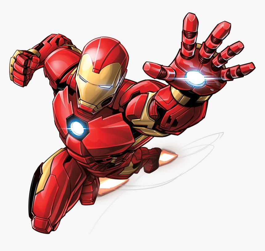 Iron Man Png Cartoon, Transparent Png, Free Download