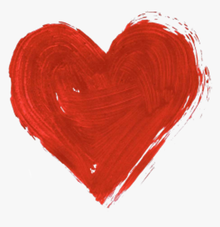 Transparent Corazon Rojo Png - Heart With No Background, Png Download, Free Download