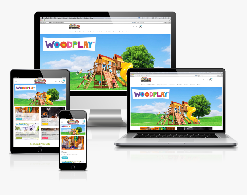 Blog Joomla Template White, HD Png Download, Free Download