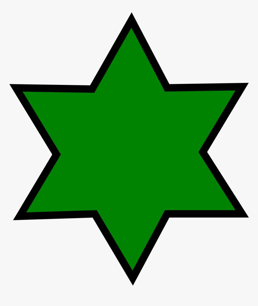 Star Of David Cartoon, HD Png Download, Free Download