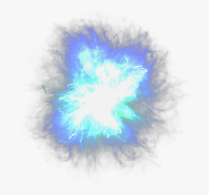 Blue Effect Png - Transparent Background Magic Effects, Png Download, Free Download