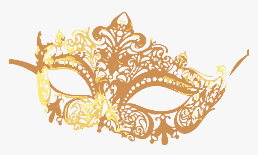 Asset 2 Edited - Masquerade Mask Transparent Background, HD Png Download, Free Download
