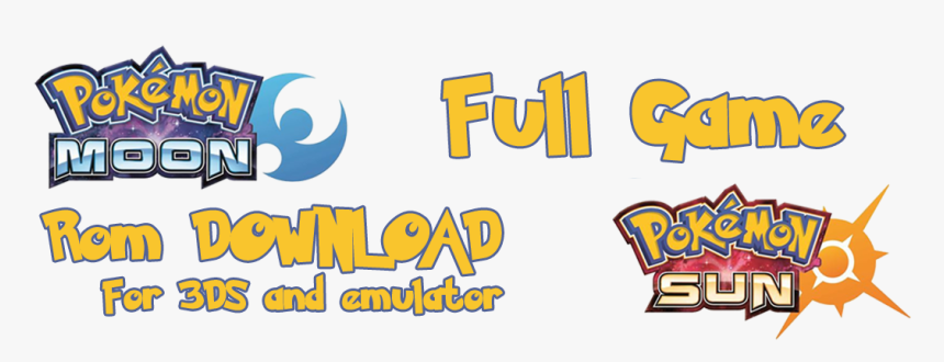 Pokemon Sun And Moon Download Http - New Sun And Moon Pokemon, HD Png Download, Free Download